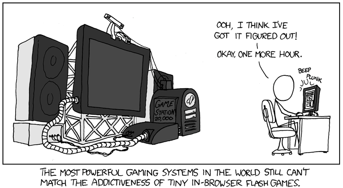 We Love Web Comics!: xkcd