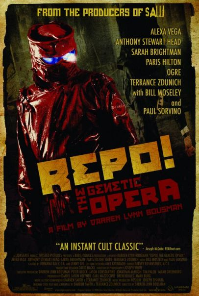 Repo! At the Academy of Music