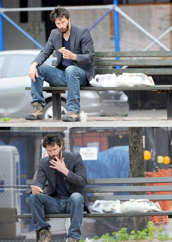 My Favorite Meme: Sad Keanu