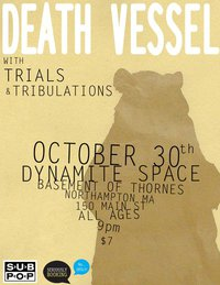 Trials and Tribulations playing a Halloween Show this Saturday