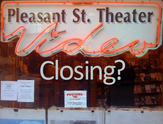 Pleasant Street Video To Close
