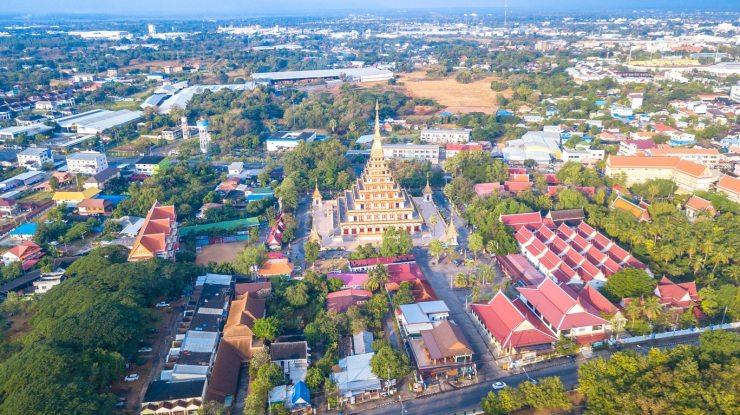 Isan in Northeastern Thailand
