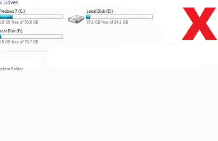 How can you set Hide or Unhide Hard Disk Drives?