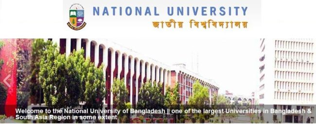 National University of Bangladesh