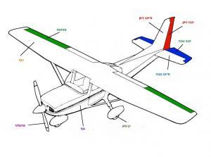 מטוס ססנה 172