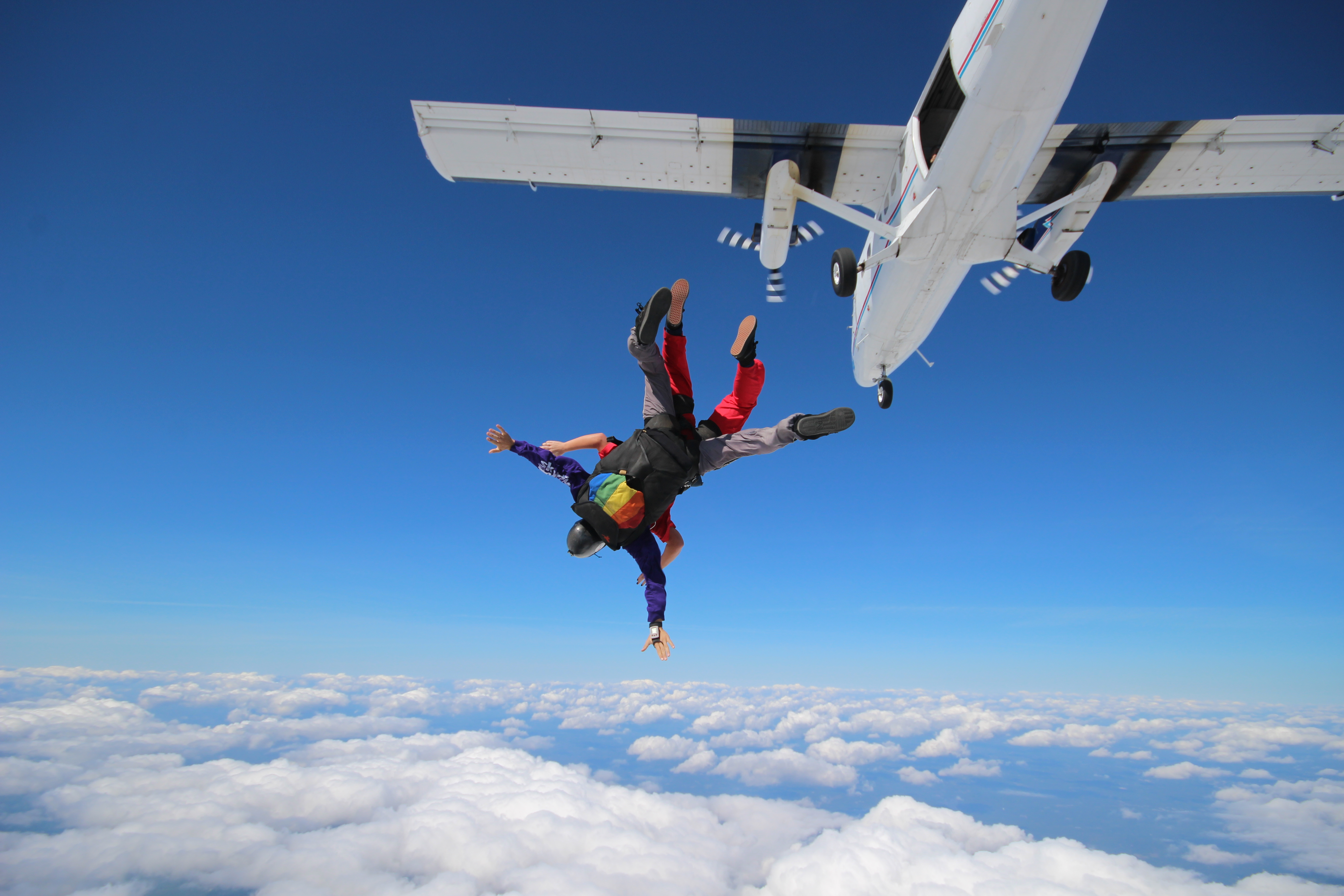 What I Really Think About Skydiving