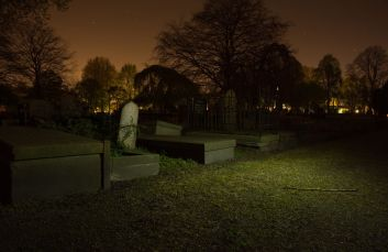 Haunted Cemetery in Pittsburgh