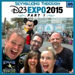 D23 Expo Skywalking