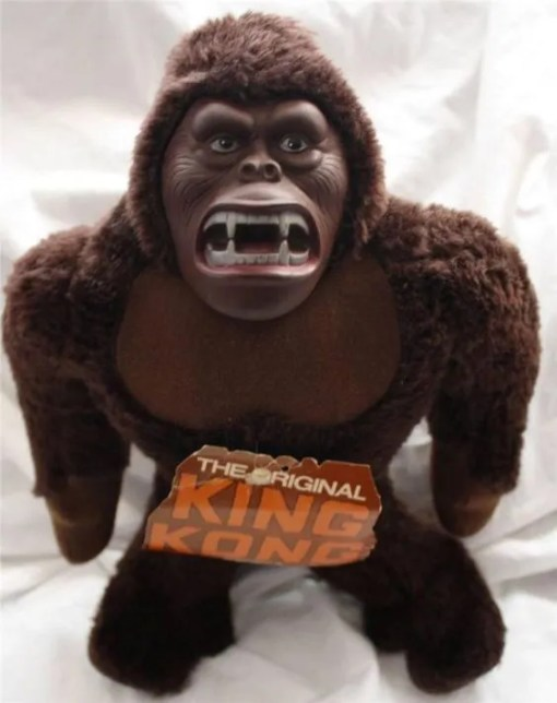 King Kong toy Pic 2