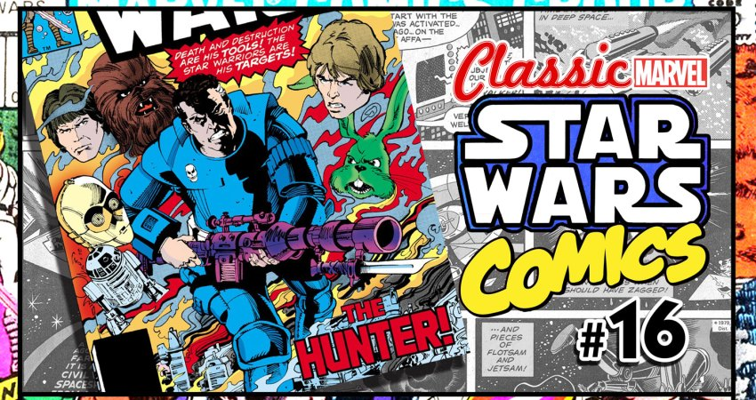 Classic Marvel Star Wars Comics Archives -