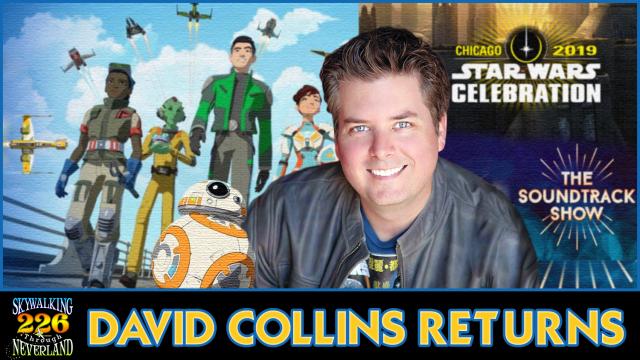 David Collins Returns on Skywalking Through Neverland