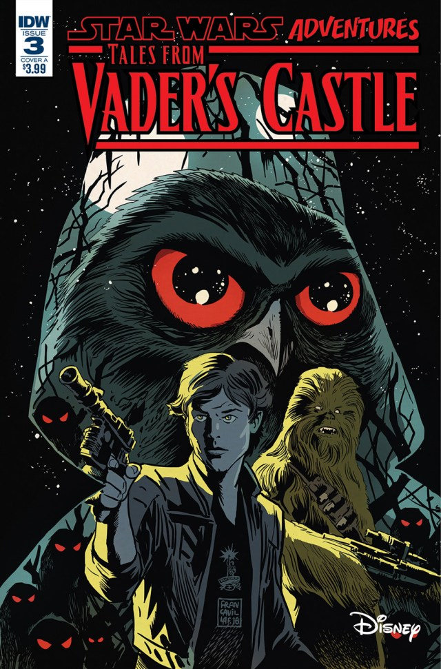 Tales from Vader's Castle #3