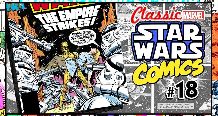 Classic Marvel Star Wars Comics Archives -