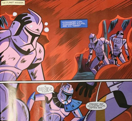 The Clone Wars: Battle Tales #5