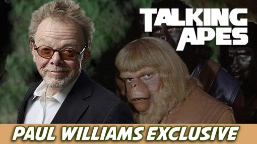 Talking Apes Paul Williams Exclusive interview pic
