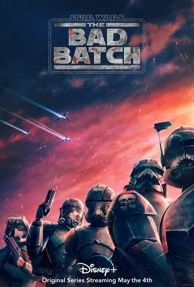 Bad Batch Key art and trailer