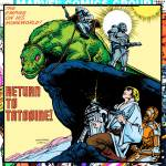 "Classic Marvel STAR WARS Comics #31: ""Return to Tatooine"""