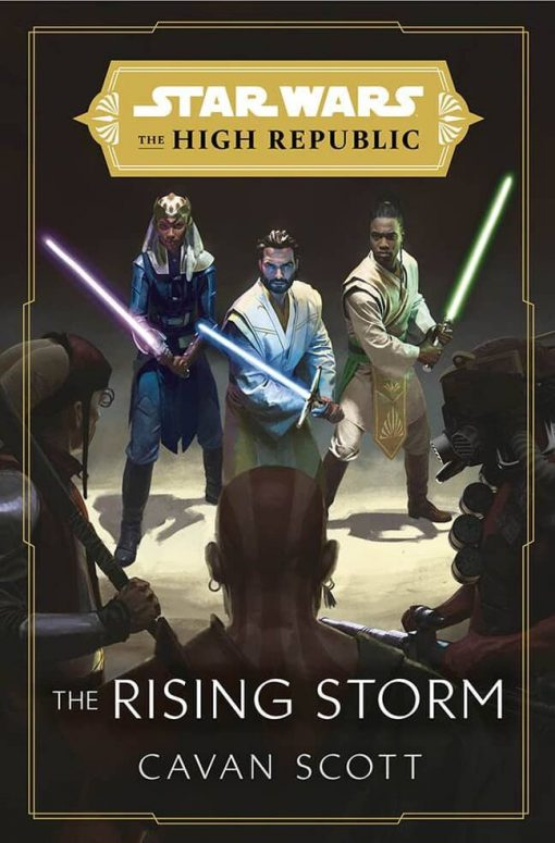 High Republic wave 2 - The Rising Storm