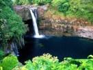 Rainbow Falls - Big Island-Hawaii