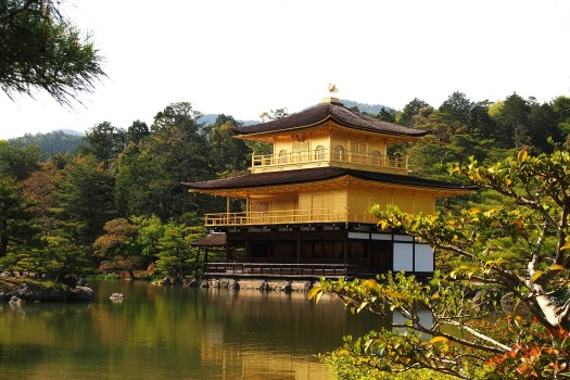 Gold-temple kyoto