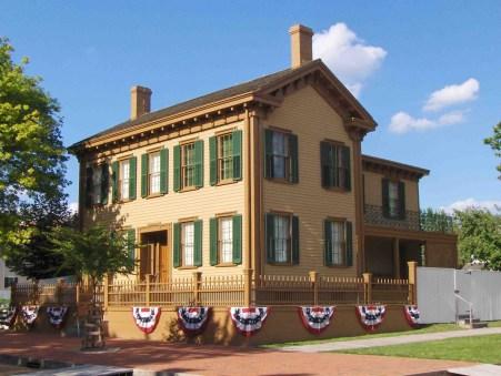 Lincoln Home - Springfield IL