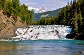 Bow Falls - Banff NP - Canada