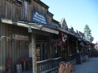 Bryce Canyon - Old Village Western