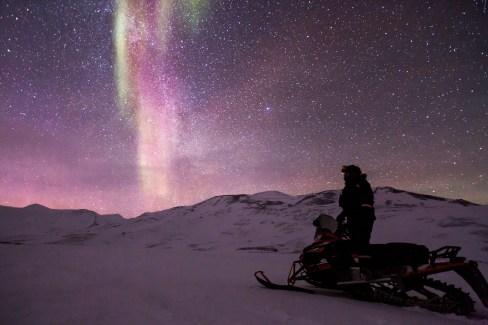 Lapponia - Aurora Boreale