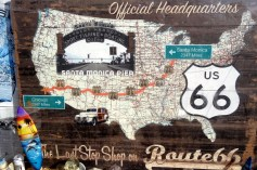 Route 66 - Santa Monica Store