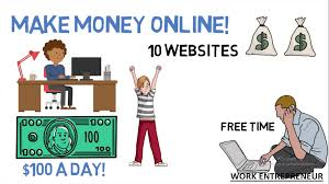 Ways To Make Money And Passive Income Online