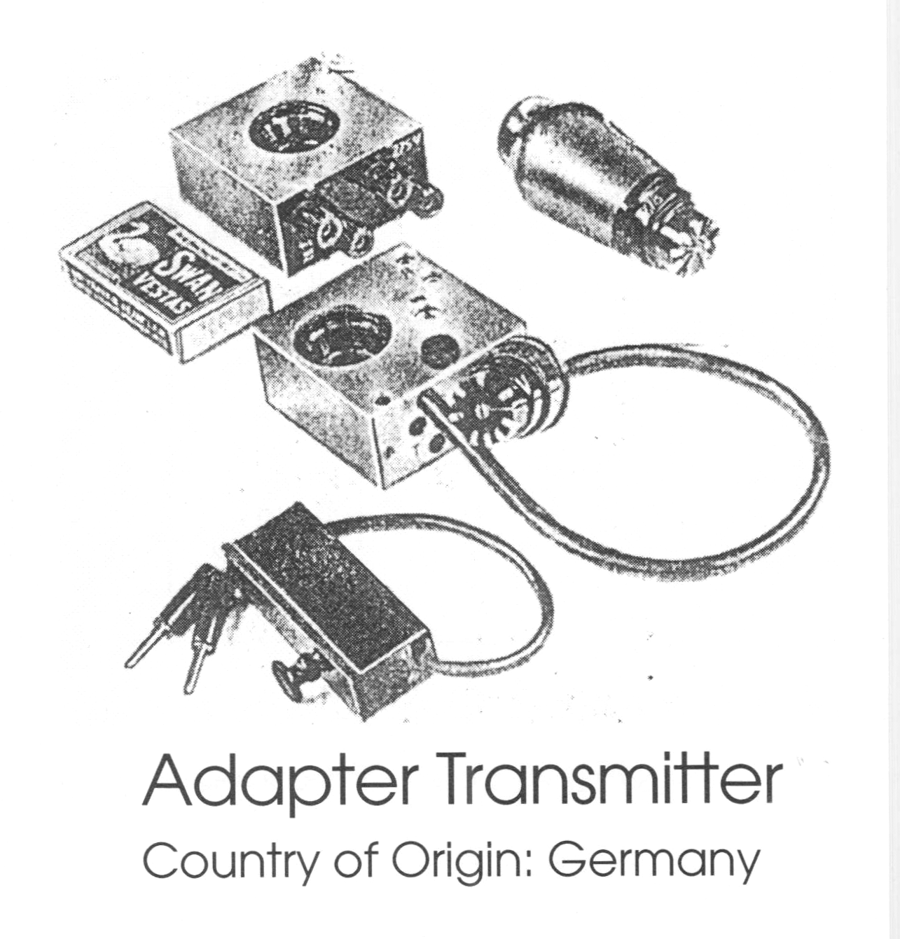 Adapter Transmitter Title Gt