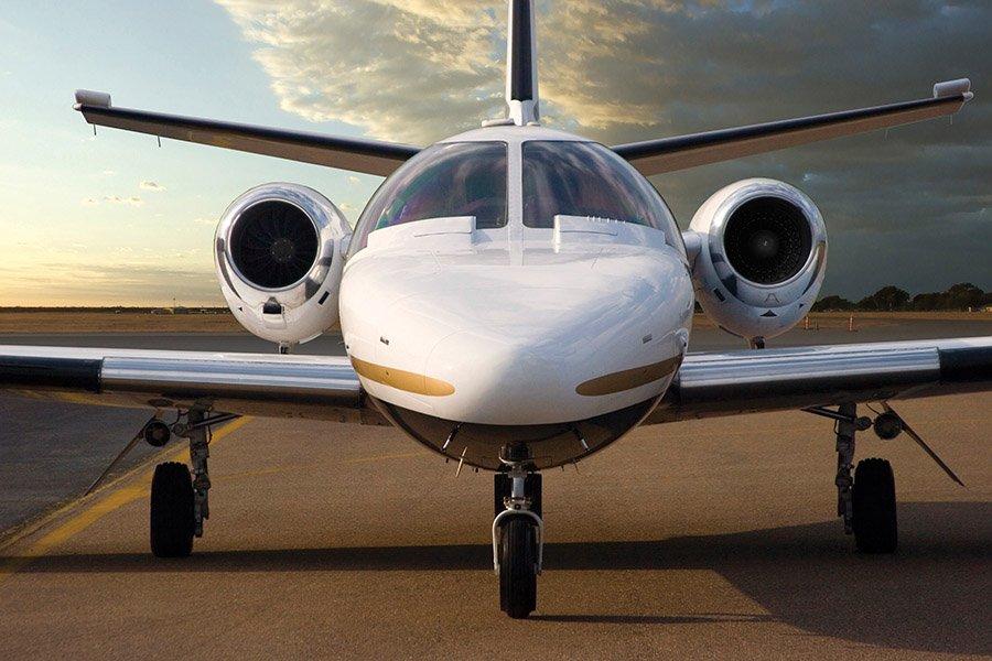 Cessna Citation business jet modifications