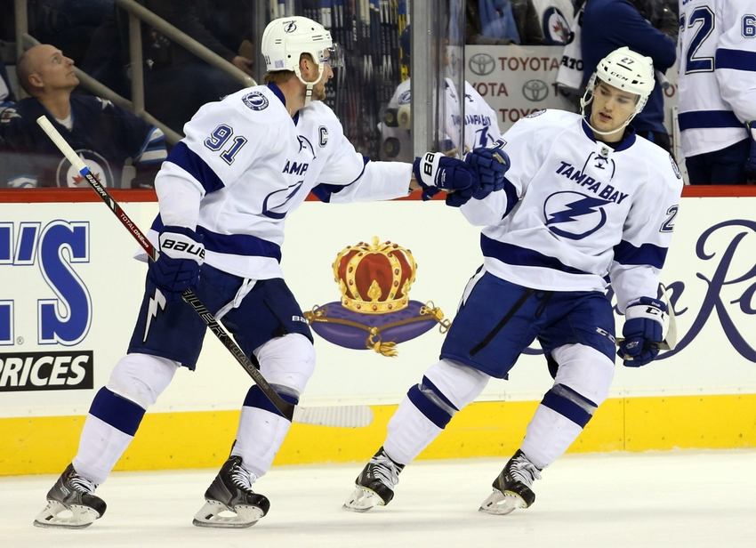 The Steven Stamkos - Jonathan Drouin combo will be a lethal weapon for the Tampa Bay Lightning