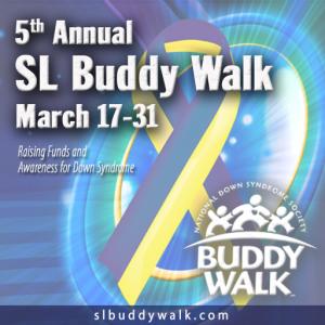 SL Buddy Walk 2013- basic sign