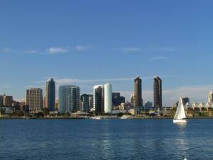 San Diego harbour