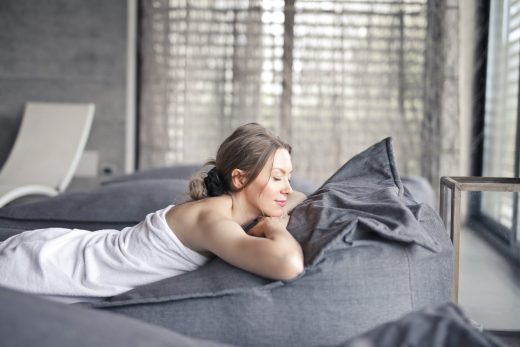 Het liefst heerlijk slapen