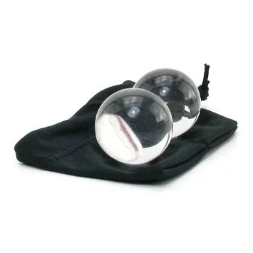 venušine guličky sklo