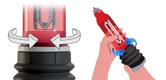 hydromax pumpa použitie 3