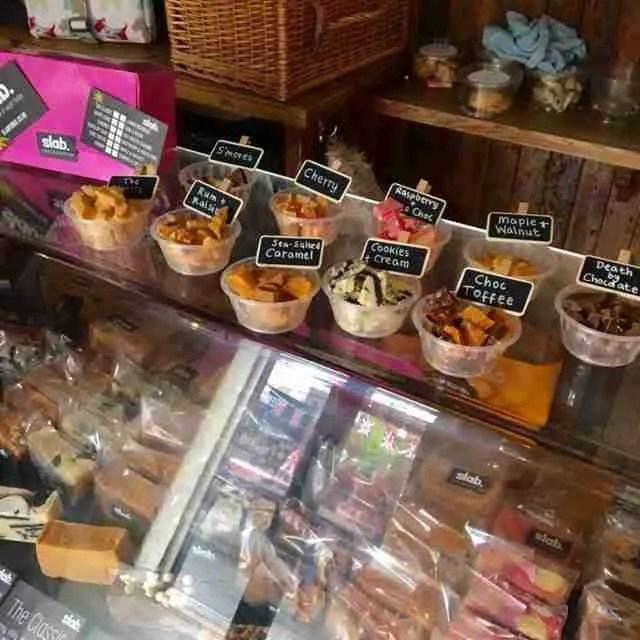 Slab Artisan Fudge Stall @ The Anchor 1