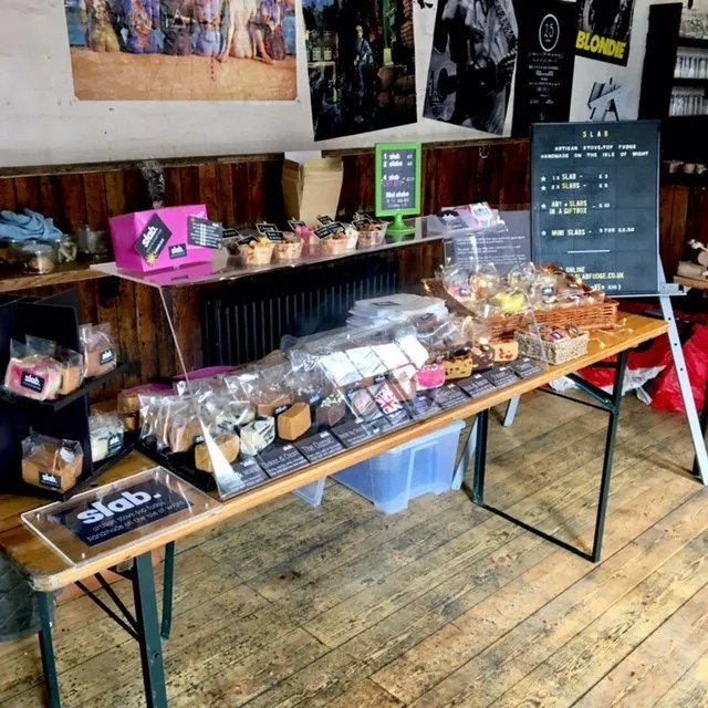 Slab Artisan Fudge Stall @ The Anchor 2
