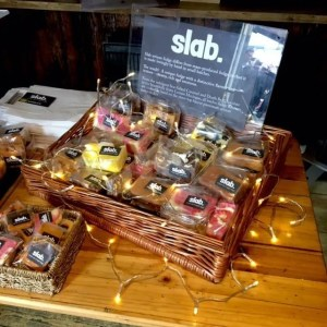 Slab Artisan Fudge Stall @ The Anchor 3