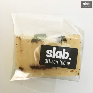 Dairy-Cookies & Cream Slab - Front