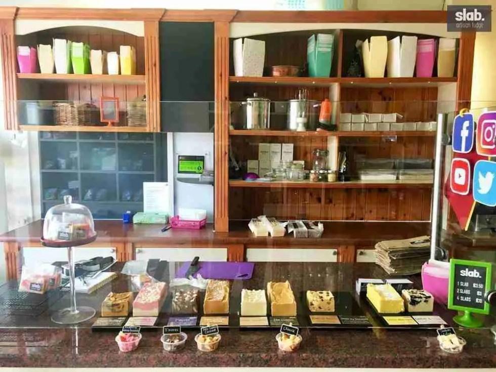 The Slab Artisan Fudge Shop 1