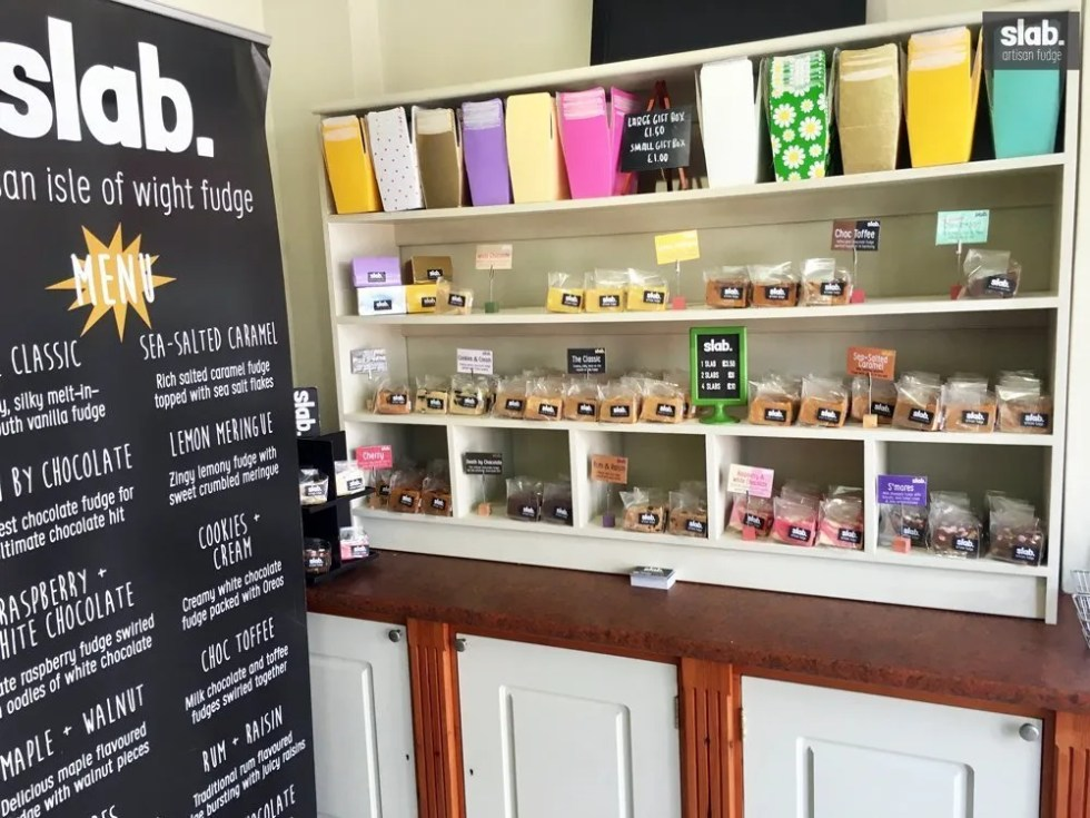 The Slab Artisan Fudge Shop 4