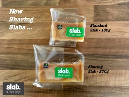 Sharing Slab Comparison