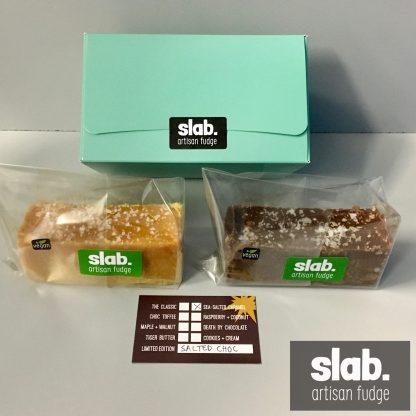 Valentines Sharing Slab Gift Box - Vegan