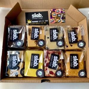 Slab Artisan Fudge - Dairy Postal Box Large Image