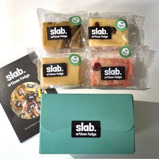Giftbox Your Slabs - Dairy Fudge
