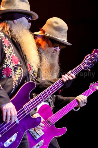 ZZ Top performed at the Essar Centre, Sault Ste. Marie on November 8, 2013