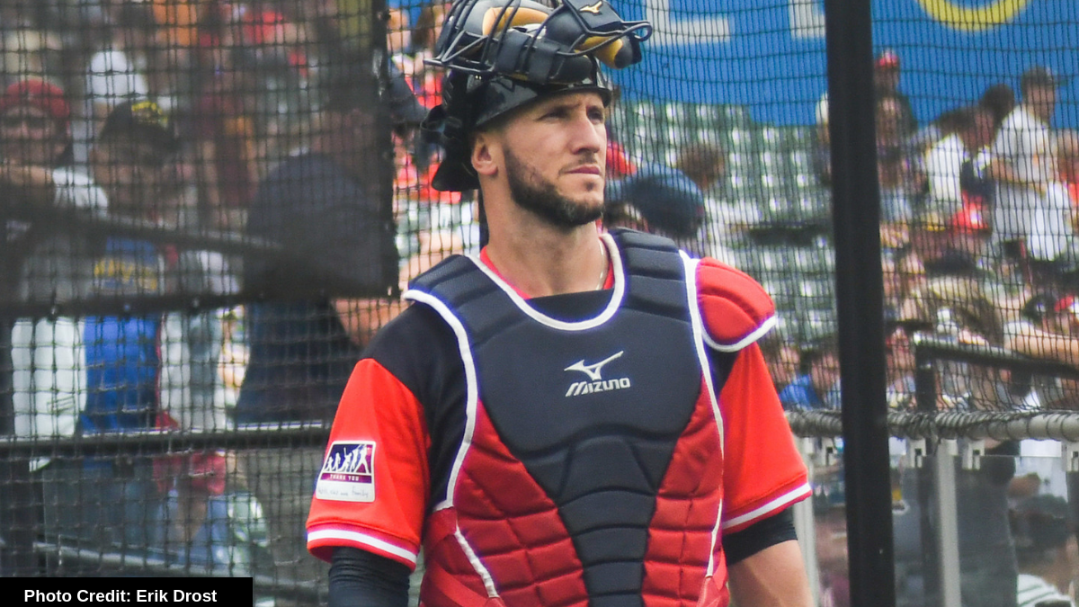 Washington Nationals Trade For All-Star Yan Gomes